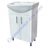 Тумба для ванной комнаты Стандарт Т1/4 с умывальником Эпика-60