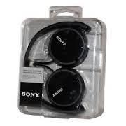 Наушники Sony MDR-ZX110 Black (MDRZX110B.AE), фото 1