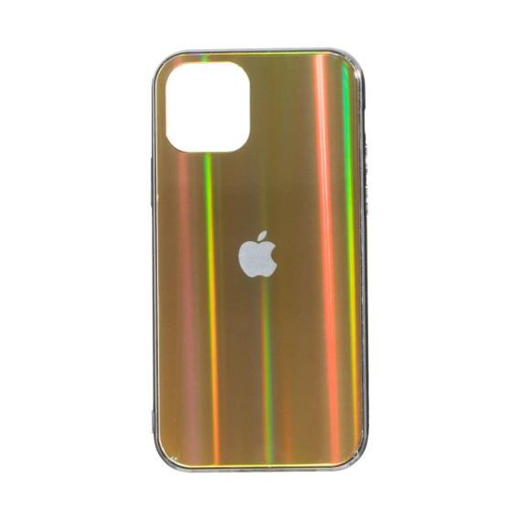 Стеклянный чехол Rainbow Series для Apple iPhone 11 Pro Max