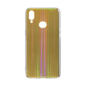 Стекляный чехол Rainbow Series для Samsung Galaxy A10s