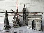 Маяк Металлический 3Д конструктор 3д пазл 3D puzzle, фото 5