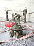 Замок Спящей Красавицы Металлический 3Д конструктор 3д пазл 3D puzzle, фото 7