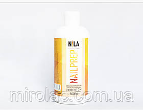 Nila Nail Prep Жидкость для обезжиривания, 500 мл