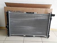 Радиатор охлаждения Daewoo Lanos с кондиционером TEMPEST