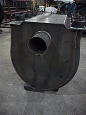 Отопительно-варочная печь  Аляска ПК-17В, фото 3