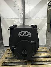 Отопительно-варочная печь  Аляска ПК-17В, фото 2