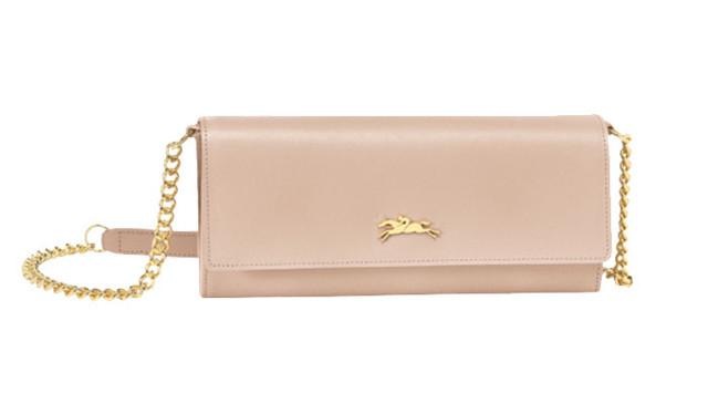 Женский кошелек Longchamp Onore 404 лиловый