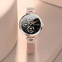 Смарт часы Фитнес браслет AK 22 женские с измерением давления и пульса