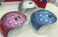 Профессиональная LED-лампа для сушки гелей и гель лаков SUN 5 48 вт хамелеон