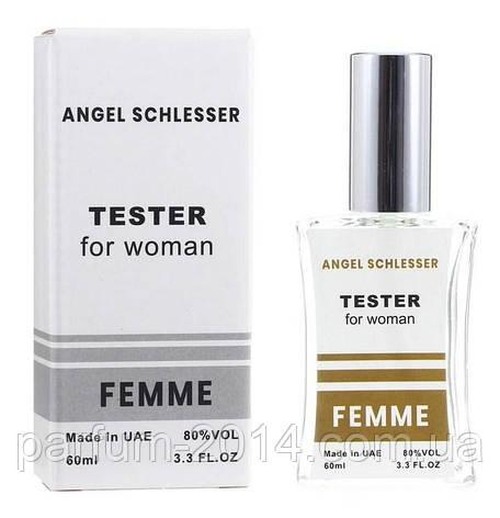 Женские духи Angel Schlesser Femme 60 мл ОАЭ (лиц.) парфюм аромат запах, фото 2
