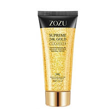 Пенка для умывания ZOZU Supreme 24K Gold Cleanser, 100 г