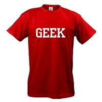 Футболка Geek (гик)
