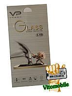 Защитное стекло Motorola G9 Play / 2,5D / олеофобное покрытие