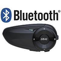 Мотогарнитура Bluetooth EJEAS Q7 рації для шолома, інтерком, фото 1