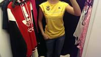 Футболка сборной Украины adidas, Х25053, фото 1