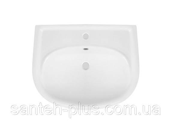 Тумба для ванной комнаты Стандарт Т7 с умывальником Эпика-60, фото 2