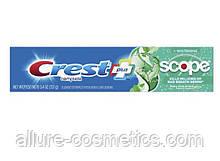 Зубна паста свіже дихання Crest Scope Toothpaste 153гр