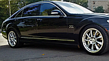 Диски Lorinser LM-6 Mercedes Benz Audi BMW R19 С Хром Ободом, фото 3