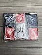 Жіночі високі чорні шкарпетки Vans 36-40 12 шт в уп, фото 4