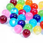 Бусины из Смолы, Круглые, Цвет: Микс, Размер: 10мм, Отверстие 1.5мм/ Упак.: 20 шт, фото 2