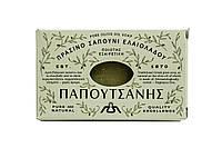 Мыло на основе оливкового масла