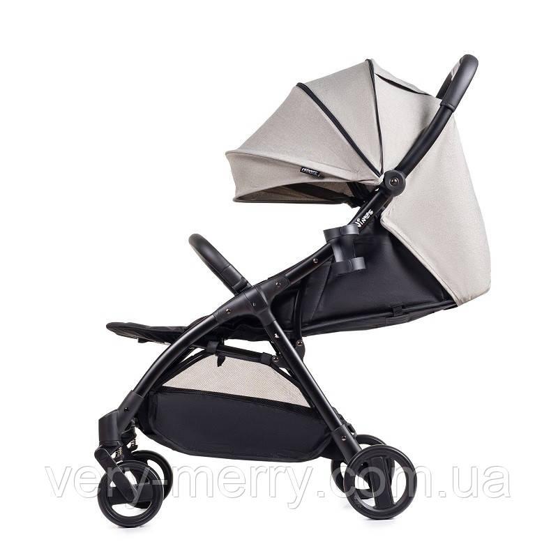Прогулочная коляска Ninos Air (светло-серый цвет)