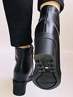 Женские ботинки. На танкетке. Натуральная кожа. Высокое качество.Erisses.  Р.36.37. Vellena, фото 7