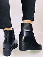 Женские ботинки. На танкетке. Натуральная кожа. Высокое качество.Erisses.  Р.36.37. Vellena, фото 5
