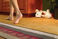 Тепла підлога в кімнатах різного побутового призначення