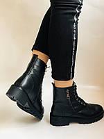 Женские ботинки. Мех шерстяной. Натуральная кожа. Высокое качество. Farinni. Р. 37 -40.Vellena, фото 7