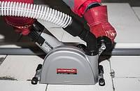 Штроборез Интерскол ПД-125/1400Э,глубина/ширина паза - 30/30 мм, макс число оборот 9500 в мин,2 диска 125 мм