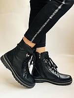Жіночі черевики. Натуральне хутро. Натуральна шкіра. 24pfm Р. 37, 38,39,40, фото 2