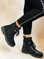 Женские ботинки. Натуральный мех. Натуральная кожа. 24pfm  Р. 37, 38,39,40, фото 5