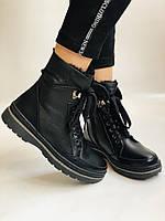 Женские ботинки. Натуральный мех. Натуральная кожа. 24pfm  Р. 37, 38,39,40, фото 4