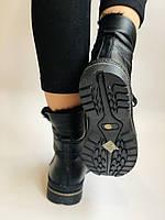 Женские ботинки. Натуральный мех. Натуральная кожа. 24pfm  Р. 37, 38,39,40, фото 8
