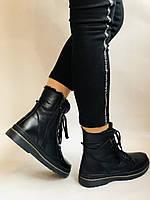 Жіночі черевики. Натуральне хутро. Натуральна шкіра. 24pfm Р. 37, 38,39,40, фото 7