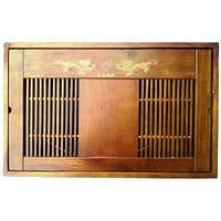 Столик для чайной церемонии бамбук , 535х335х50