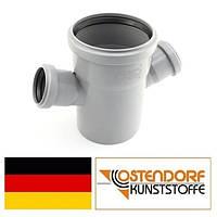 Крестовина PP 110/50/50х67 внутренней канализации Ostendorf HT Германия