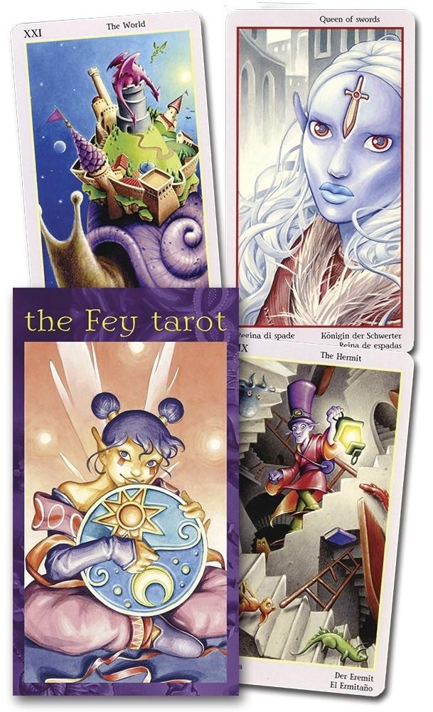 The Fey Tarot/ Таро Фей (Інфернальне Таро)