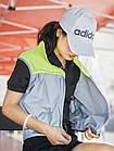 Жилет сигнальный безрукавка светоотражающая RockBros FGY1002 вело дорожная походная ПРОДУВАЕМАЯ, С ПЕРФОРАЦИЕЙ, фото 2