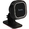 Автомобильный магнитный держатель Hoco CA53 Intelligent Dashboard Black, фото 3