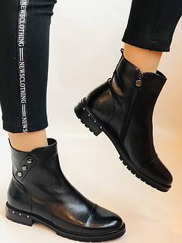 Anemone. Женские ботинки демисезонные. На низком ходу. Натуральные кожа. Высокое качество Р. 35 36 37 38 39 40