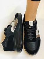 Молодежные кроссовки высокого качества.Натуральная кожа.Турция Alvito. 36.37.38 Vellena, фото 8
