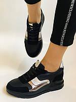 Молодежные кроссовки высокого качества.Натуральная кожа.Турция Alvito. 36.37.38 Vellena, фото 7