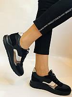 Молодежные кроссовки высокого качества.Натуральная кожа.Турция Alvito. 36.37.38 Vellena, фото 6