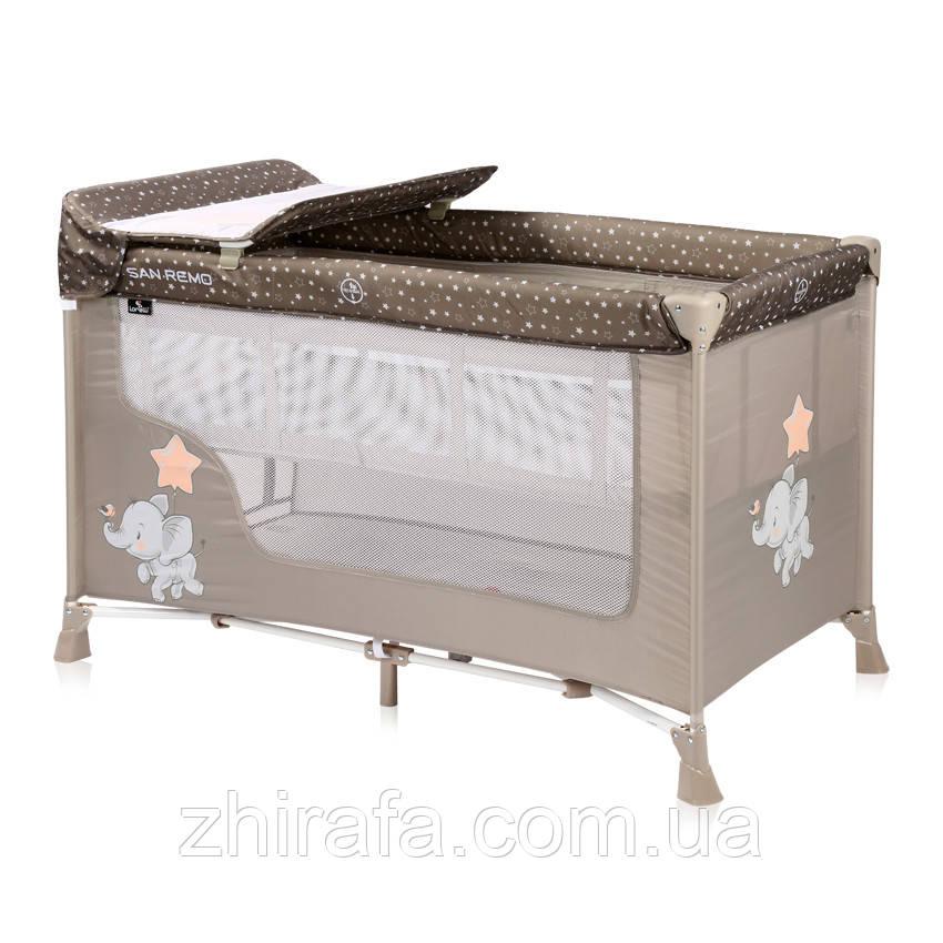 Кровать-манеж Lorelli SR 2 L