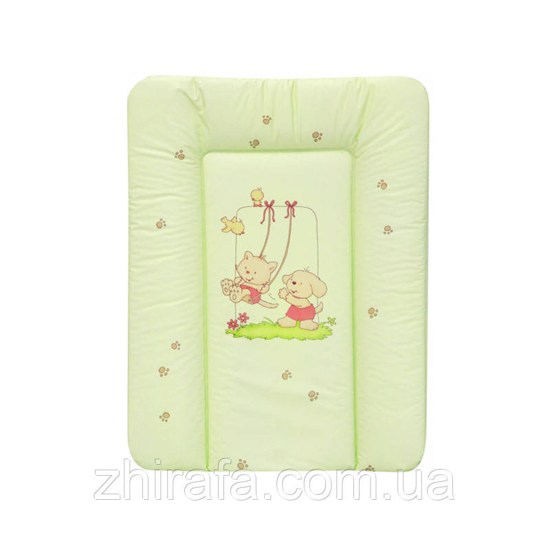 Пеленатор-матрас Lorelli Softy Зелёный