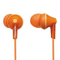 Наушники Panasonic RP-HJE125E-D Orange 6028984, КОД: 1379152