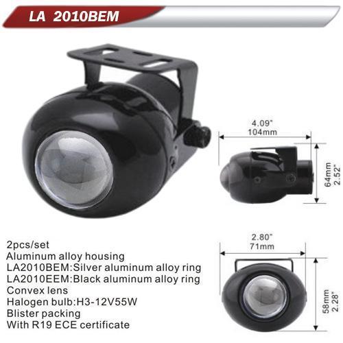 Фара дополнительная  DLAA 2010BEM-W/H3-12V-55W/71*58mm (LA 2010BEM-W)
