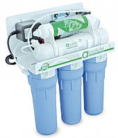 Система обратного осмоса НАША ВОДА, в системе ABSOLUTE MO 5-50 Р используется пять ступеней очистки воды с пом